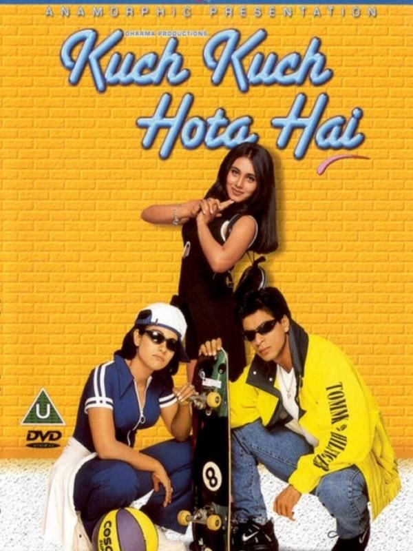 Film 90 An Dari Kuch Kuch Hota Hai Shahrukh Khan Mulai Mendunia Hindi Movies Film Bagus Film Bollywood