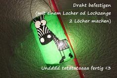handmade - will ich! Kunterbunt, statt Alltagsgrau!: DIY Laterne Kleinkinderlate...