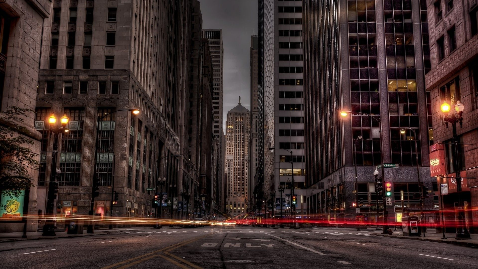 City Street Background Free Stock Photos Download Free City