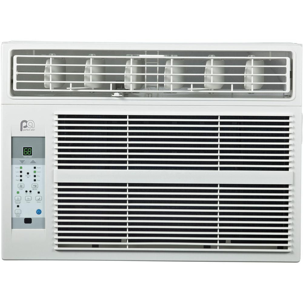 Perfect aire 10,000 BTU Window Air Conditioner with Remote