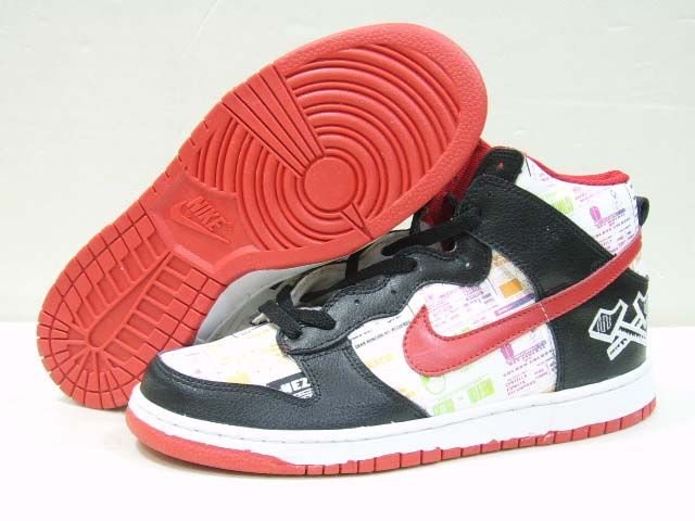 Nike Dunk High Premium Lucha Libre Mexican Wrestling Edition Black Red. High  ShoesNike DunksDiscount NikesWomen ...