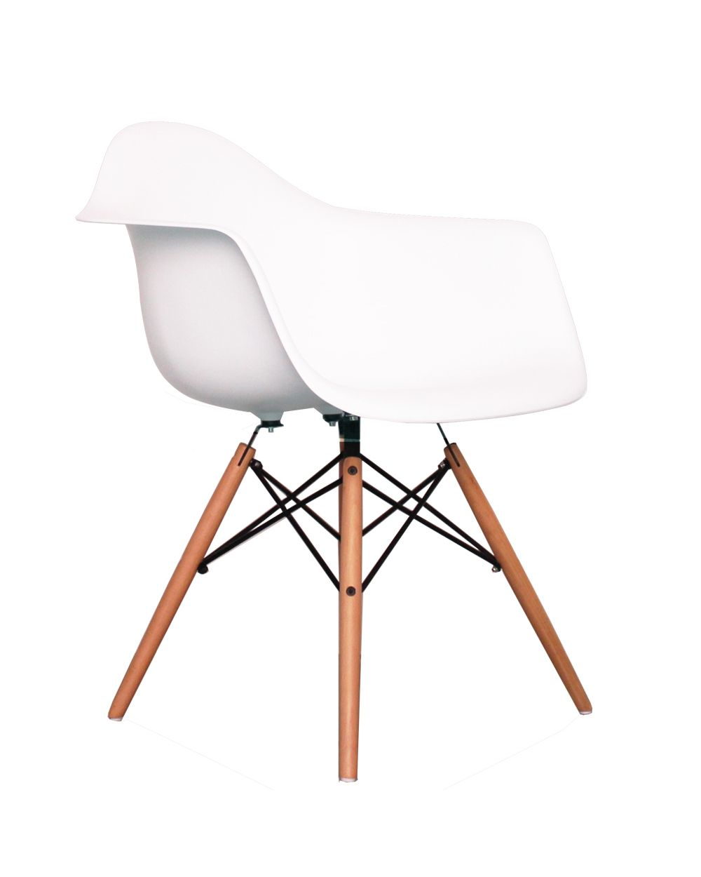 Chaise DAW | Chaises | Pinterest | Eames chairs, Charles eames and Room