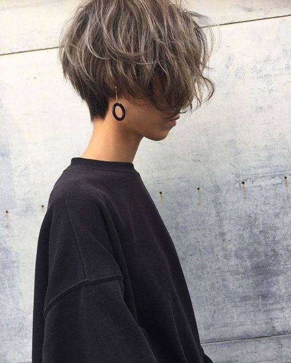 60 New Best Short Layered Hairstyles | Short Hairstyles & Haircuts | 2018 - 2019 #tomboyhairstyles