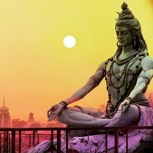 Image result for shiva meditation