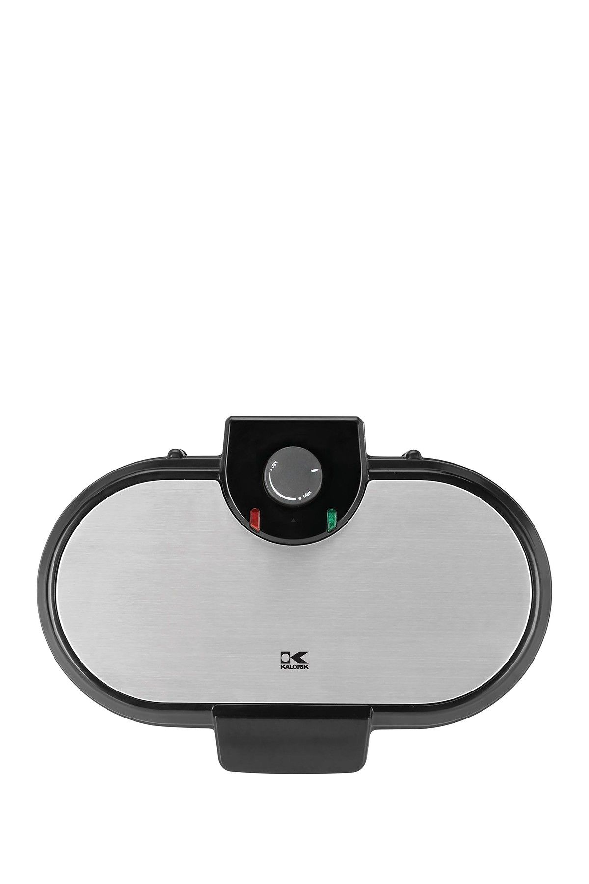 Kalorik Black And Stainless Steel Double Belgian Waffle Maker Belgian Waffle Maker Belgian Waffles Women Accessories