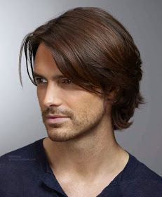 boys long hairstyles …  long hair styles men mens medium