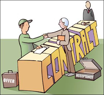 To Make A Contract Enforceable Is The Common Goal An Enforceable