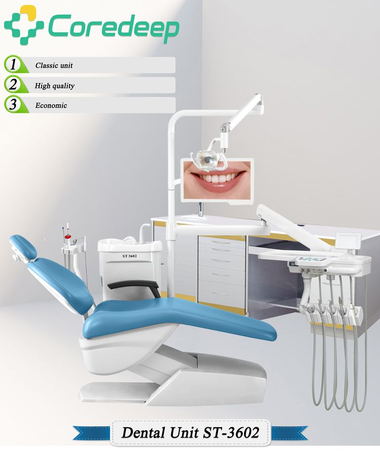 Core Deep ST-3602 Classic dental unit is supposed to be a must-have