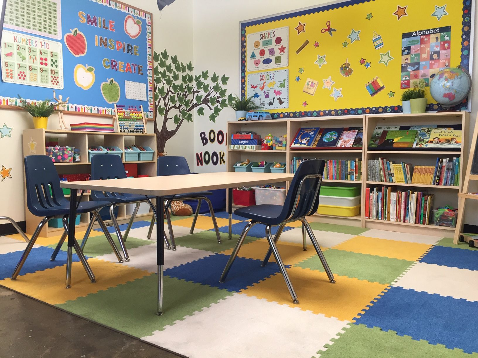 Good Free of Charge Carpet Tiles classroom Ideas Commercial flooring options are many, but there is