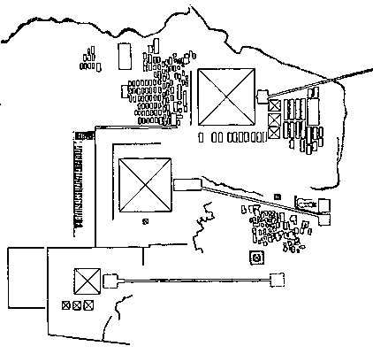 Resultado De Imagen Para Planta Piramide De Giza