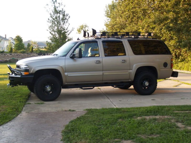 Suburban Offroad Lift Kit Re Lift Sugestion For A 01 Suburban