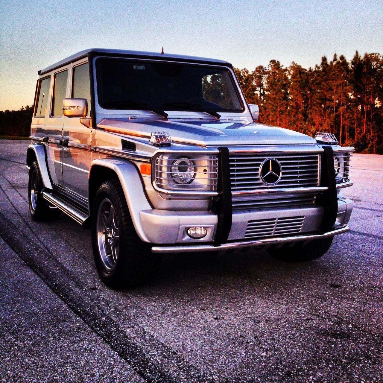 2008 Mercedes-Benz G55 AMG | Trucks | Pinterest | Mercedes benz ...