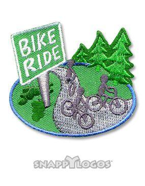 Bike Ride-Snappylogos.com