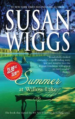 Coming November 2016 SUMMER AT WILLOW LAKE by Susan Wiggs  http://bit.ly/2ctKpnK The Lakeshore Chronicles have captivated thousands of readers with unforgettable characters, warm humor and engaging stories. This is the story that started it all.