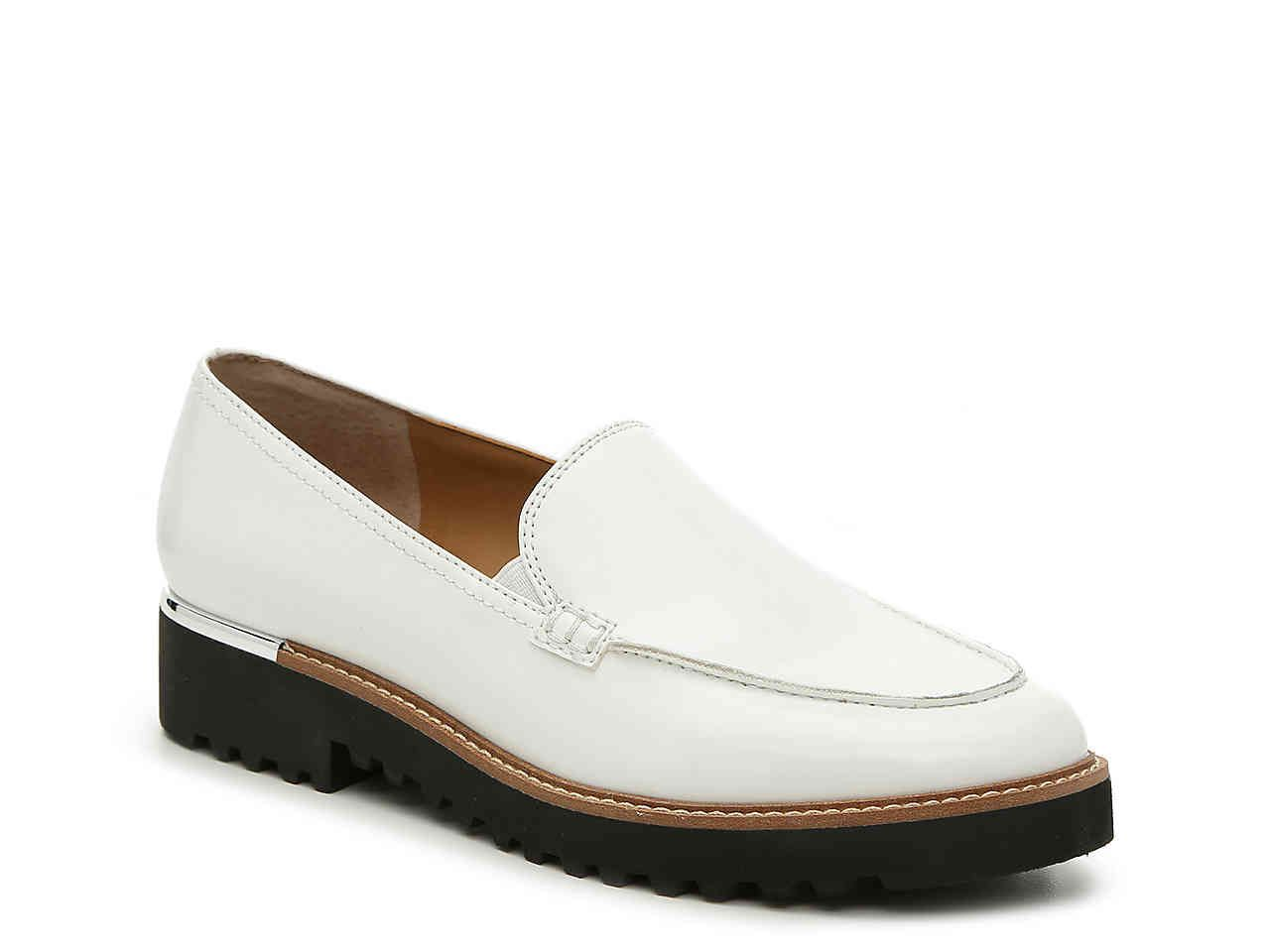 b85886084b1 Women Cypress Loafer -White