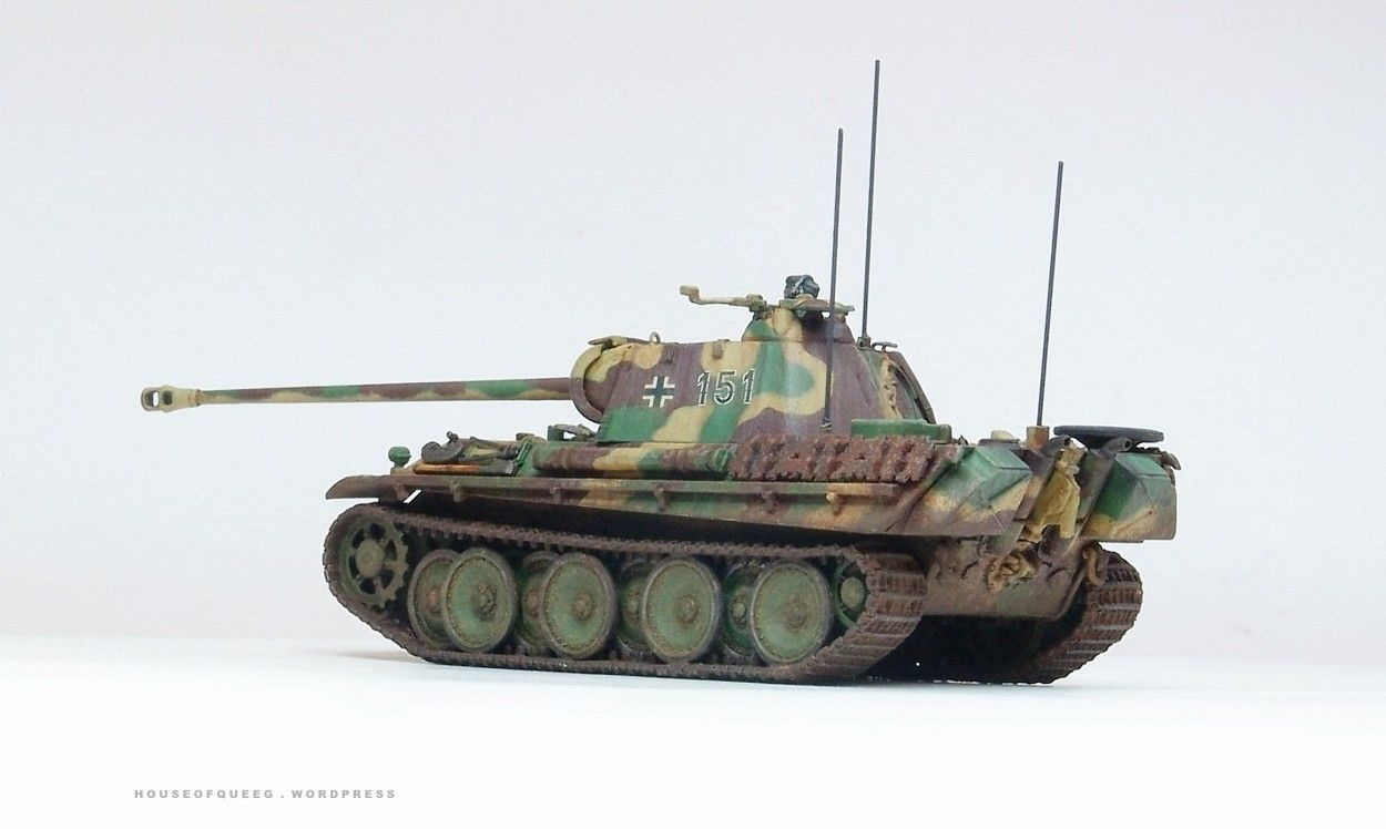 LAH Panther 151   Scale models   Pinterest