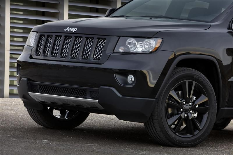 2012 Jeep Grand Cherokee Production Intent Concept Images 2012