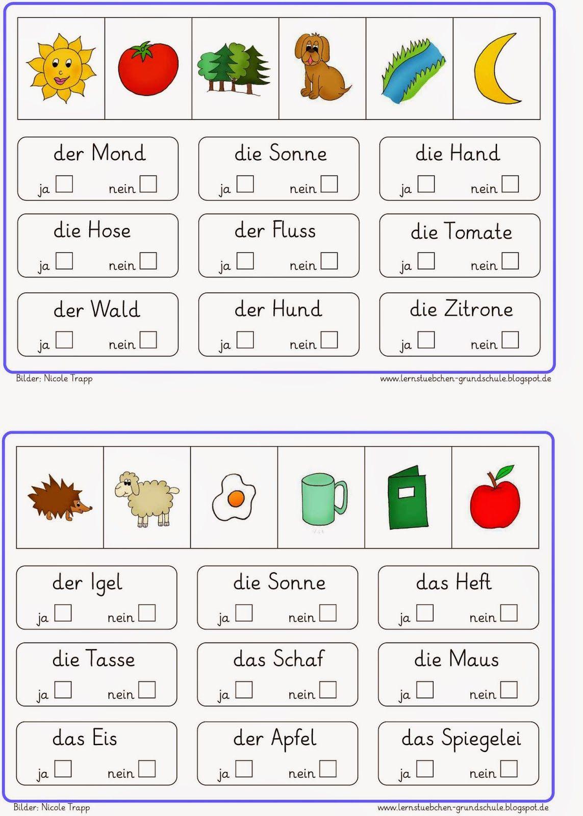 lernst252bchen kleine lesekartei abc lernen deutsche
