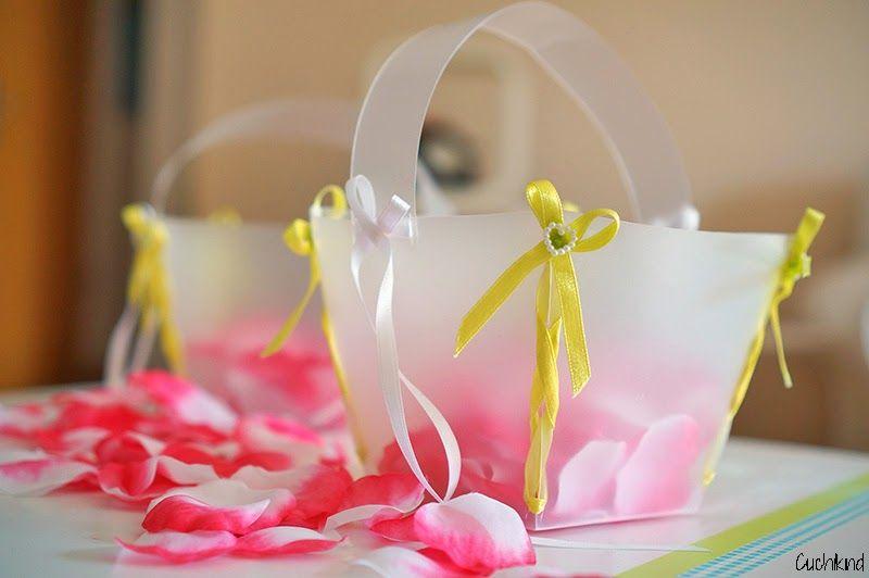 Tutorial Blumenkorbchen Selbst Machen Mit Bildern Blumenmadchen Korb Blumenkorbchen Blumen