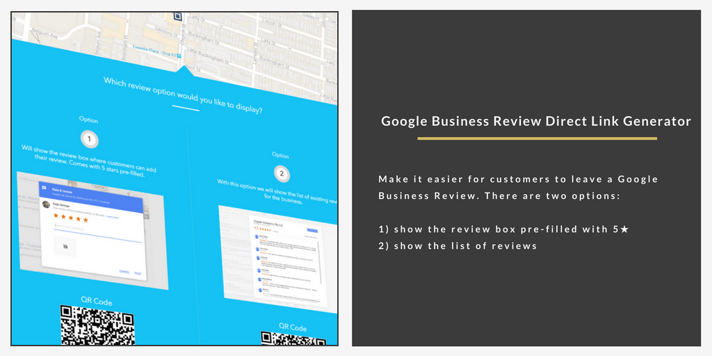 Google Business Review Direct Link Generator | Product Hunt