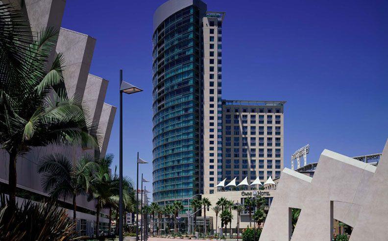 Omni San Diego Hotel San Diego Hotels Downtown San Diego San Diego Lodging