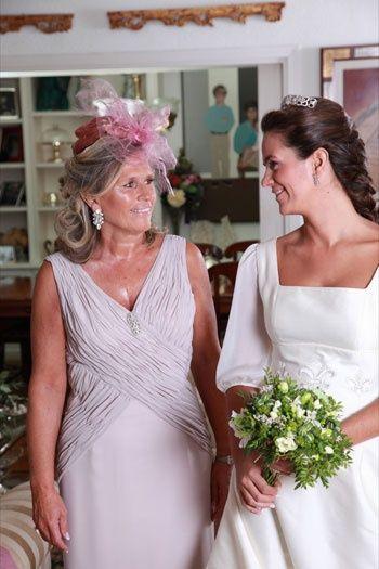 Protocolo en bodas y comuniones: cómo deben vestir los protagonistas ...