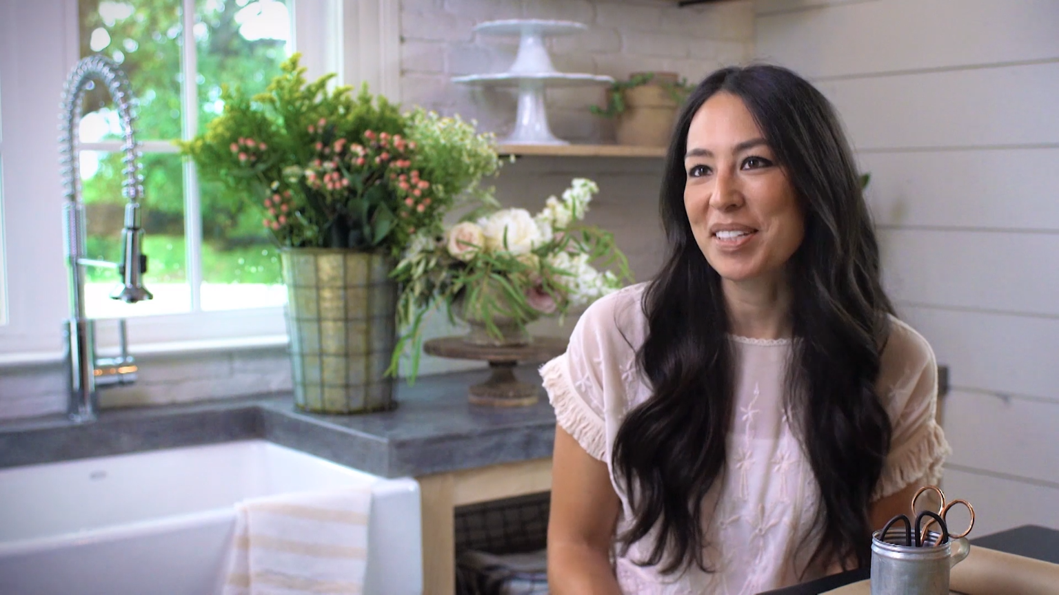 Magnolia Home by Joanna Gaines, a furniture collection designed by Joanna Gaines.  Find sofas, bedrooms & more made to be family-friendly and comfortably livable - Joanna's authenticity shines through in every detail. #magnoliahomesjoannagaines
