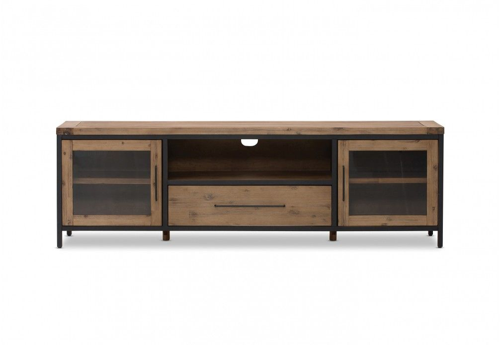 Indiana 2 Door 1 Drawer Entertainment Unit Super Amart Furniture Entertainment Unit Living Room Furniture
