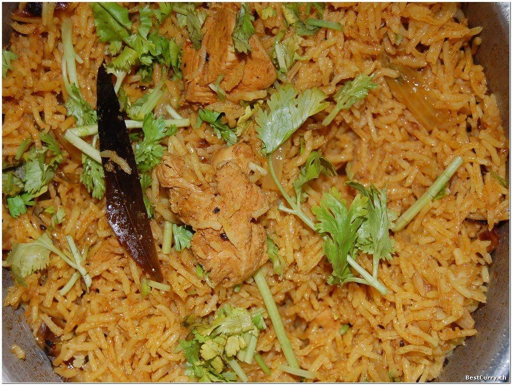 India Biryani - Bing images
