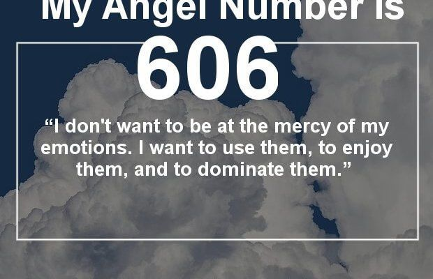 Angel Number 606 - Find out what it really means for you now