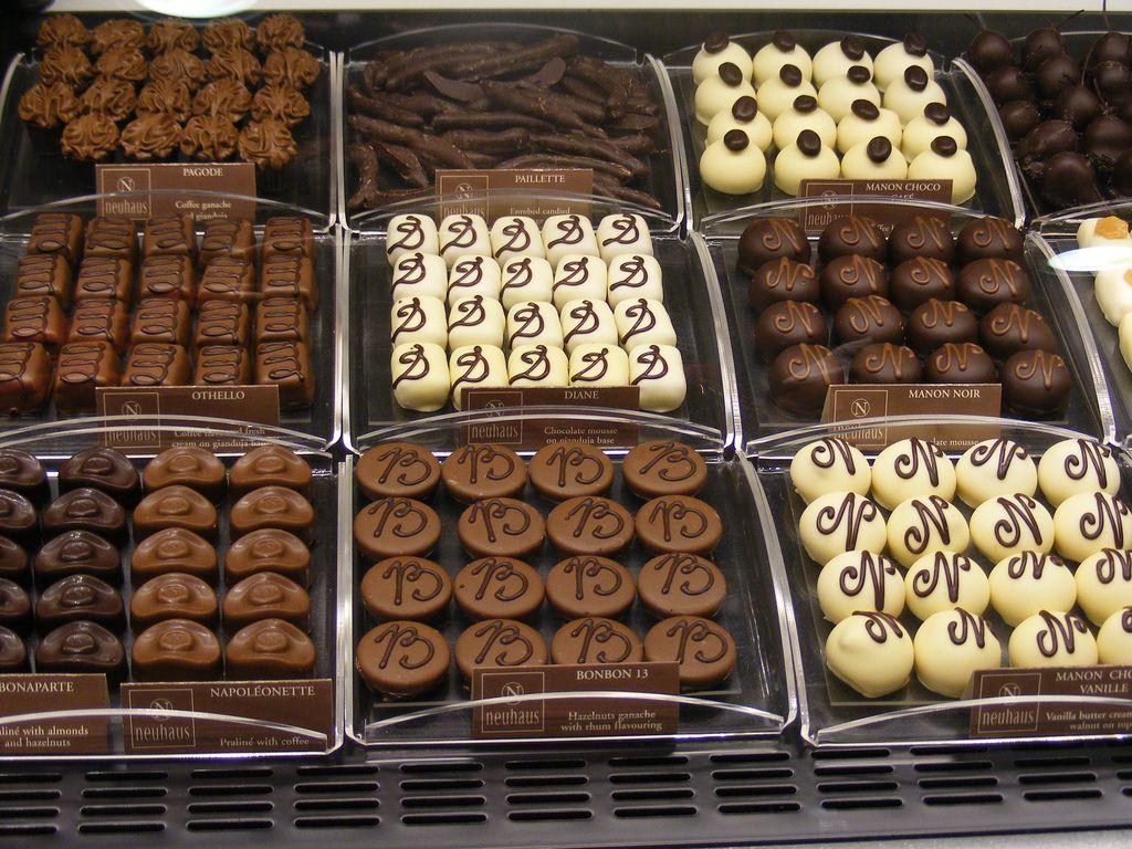 Https Flic Kr P 48q2xa Oostende As Dessert A Lot Off Belgium Chocolats Jummy Chocolatier Food Desserts