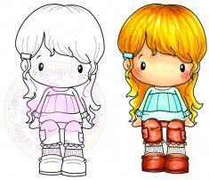 *New* C.C. Designs Swiss Pixie School Lucy DIGI Image
