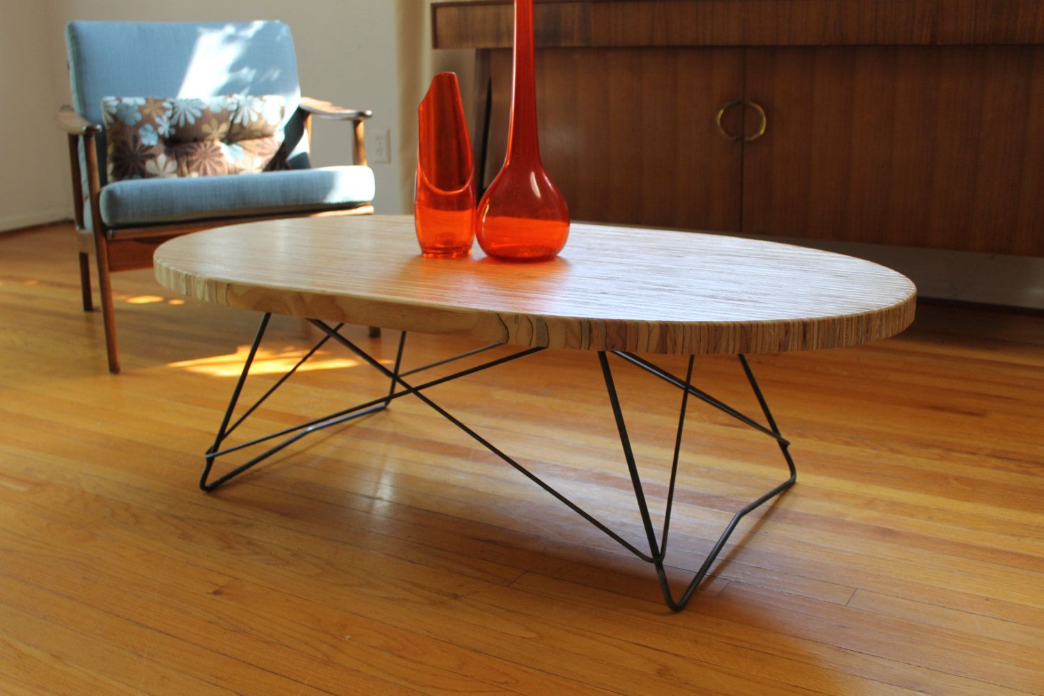Popular Items For Coffee Table Base On Etsy Coffee Table Mid Century Style Coffee Table Raw Steel Furniture
