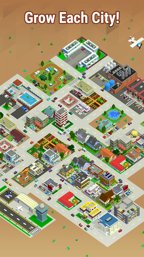Bit City - APK Mass - The Easiest Way to Download Android Apps. - Game