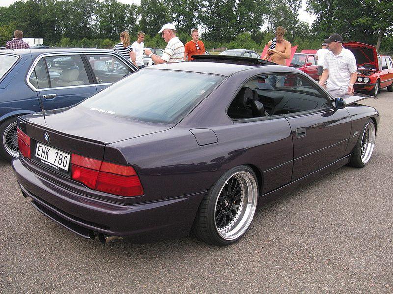 BMW Custom Mahlert 850 CSi Lightweight 450 Bhp