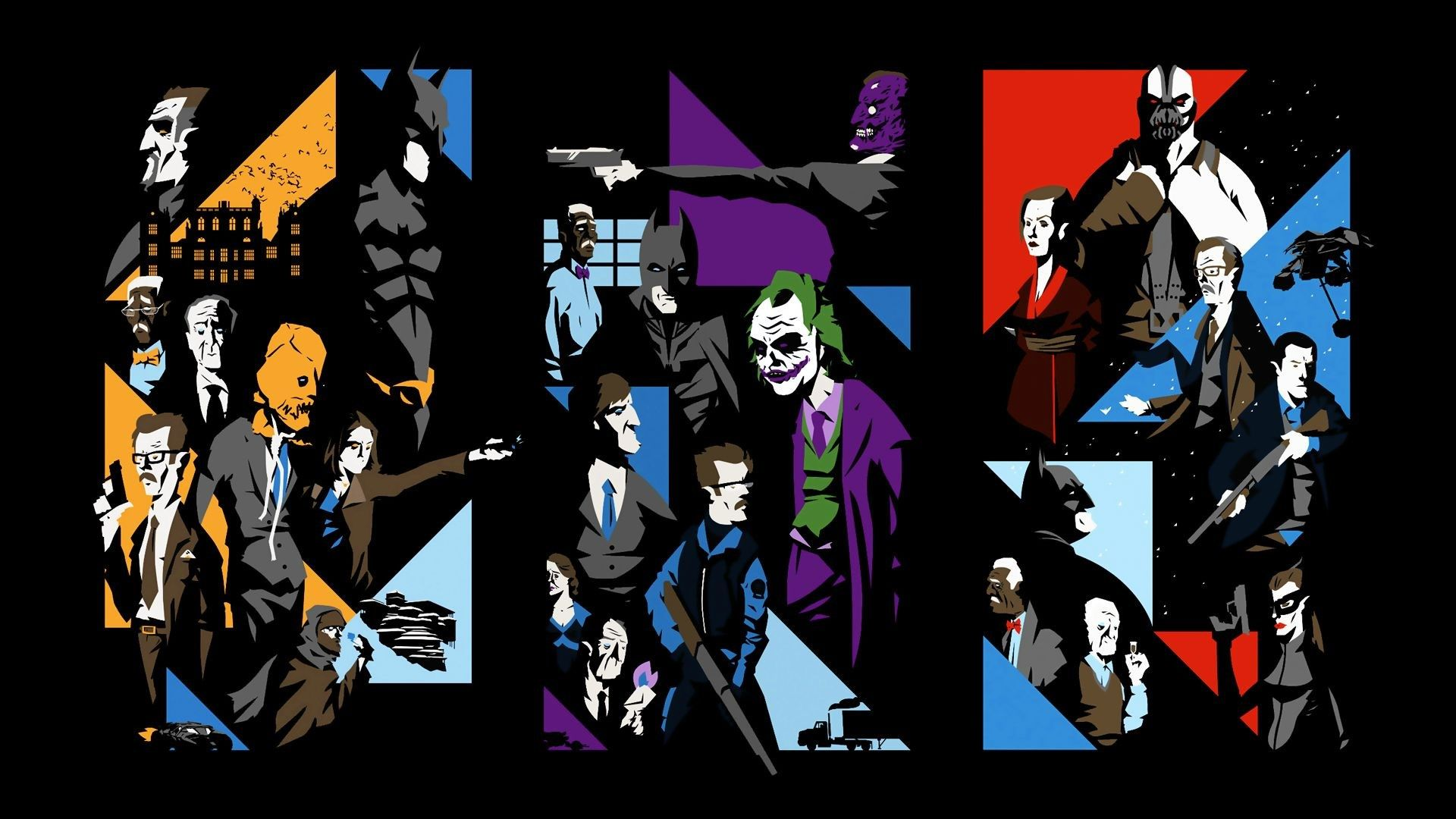 Ranking And Rating The Dark Knight Trilogy Films Scussion