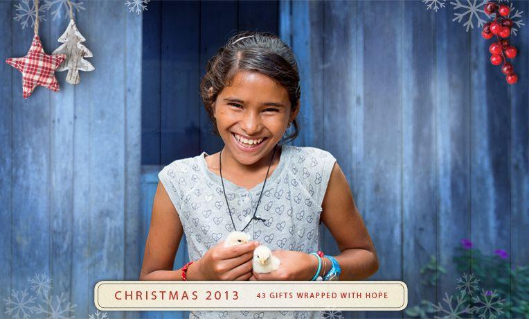 Samaritans purse christmas gift catalog