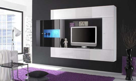 Explore Modern Tv Wall Units, Modern Wall, And More! Idea