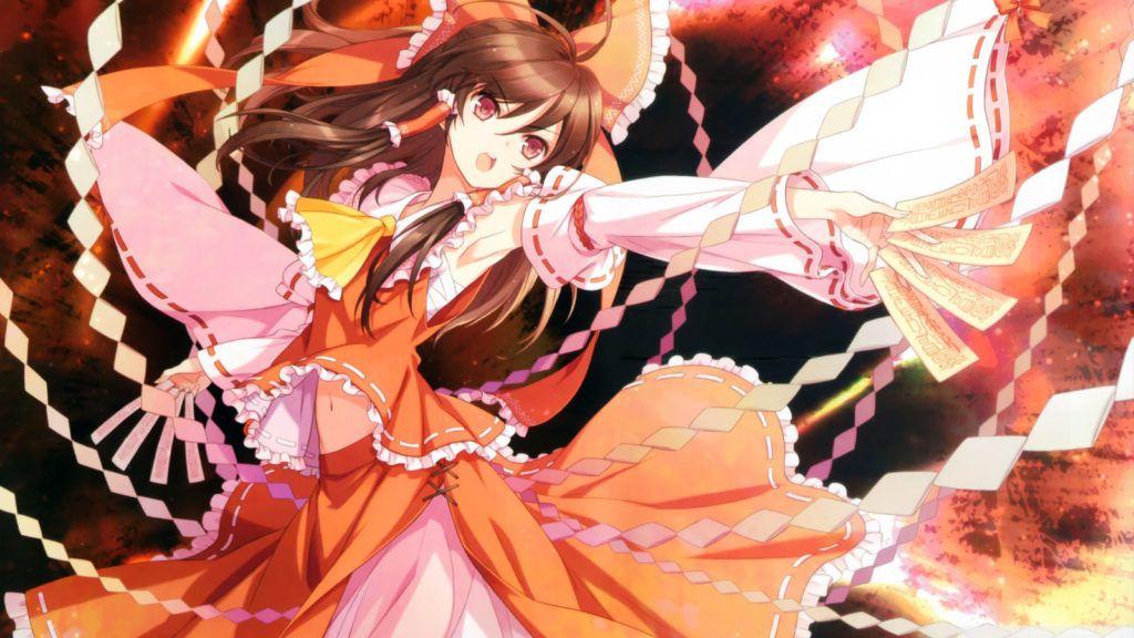 Touhou - Gensou Mangekyou - Touhou Gensou Mangekyou The Memories Of Phantasm
