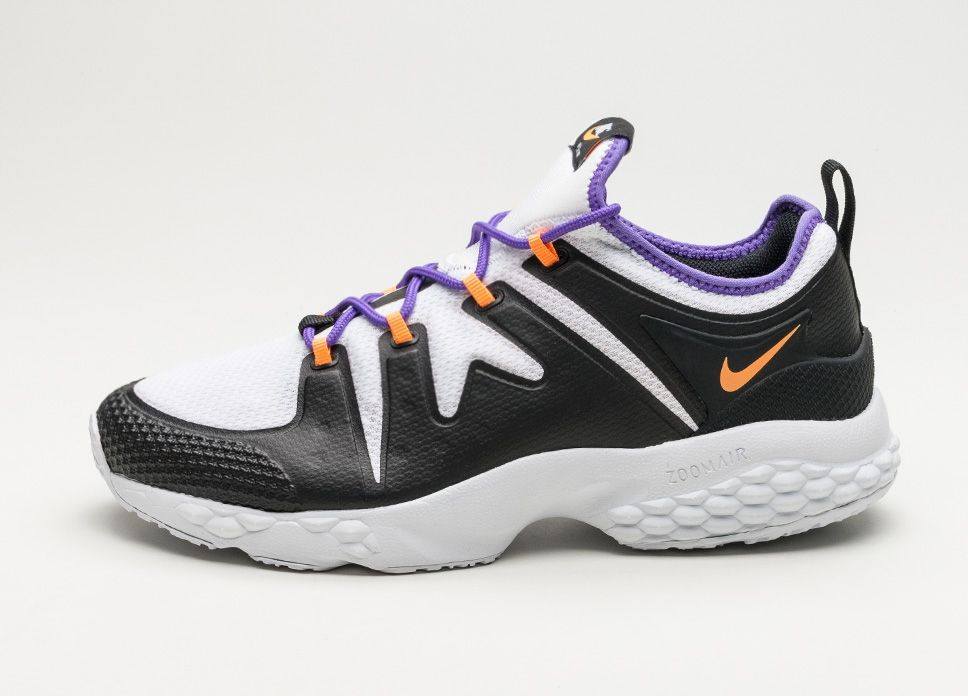 buy popular ff529 015ad Nike Air Zoom LWP  16 (Black   Citrus – White – Deep Violet)
