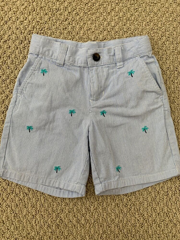 New With Tags Size 5 Jellybean Boys Cotton Banded Shorts