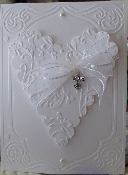 Lovely!  What a pretty wedding invite this could be.