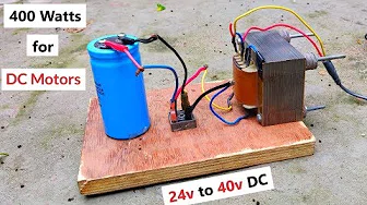 Mobile DC Welding Machine Generator and 12V Charger