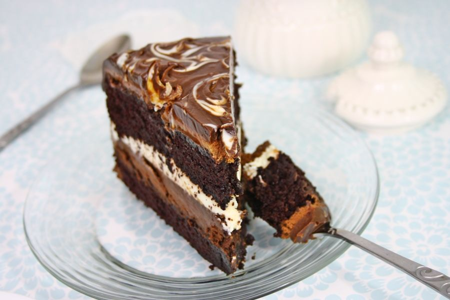 Yaaayyyy Finally Found A Proper Recipe For The Tuxedo Cake Tort