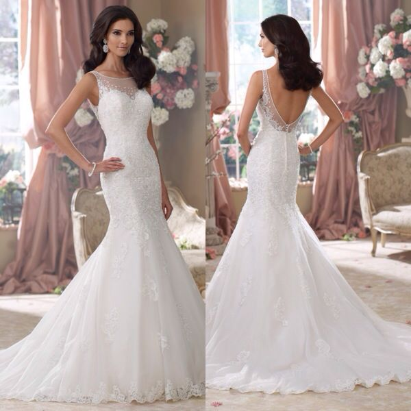 David Tutera Wedding Gowns: David Tutera - Aly Dress