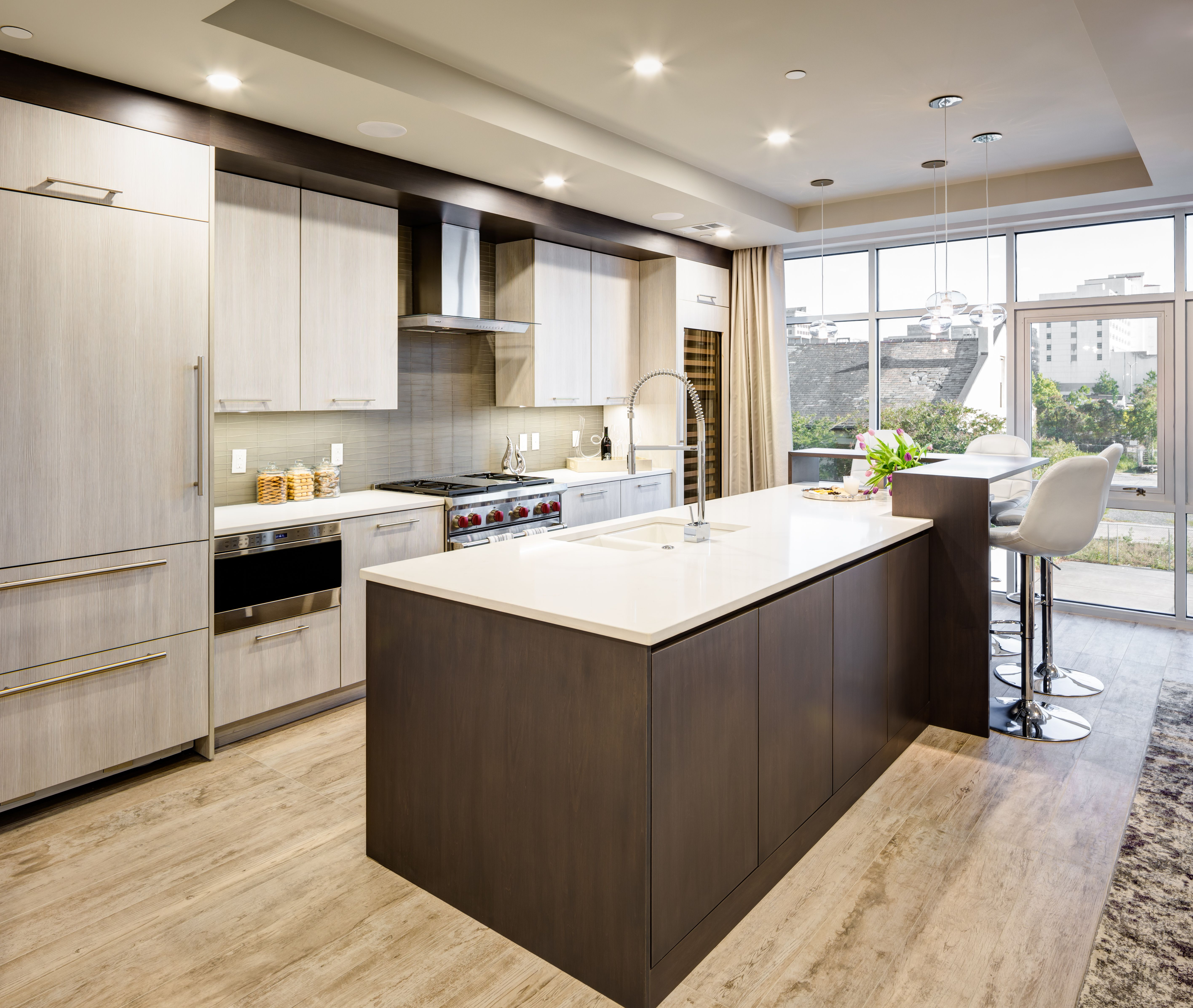 Modern, Sleek Kitchen Design | The Design Studio of ...