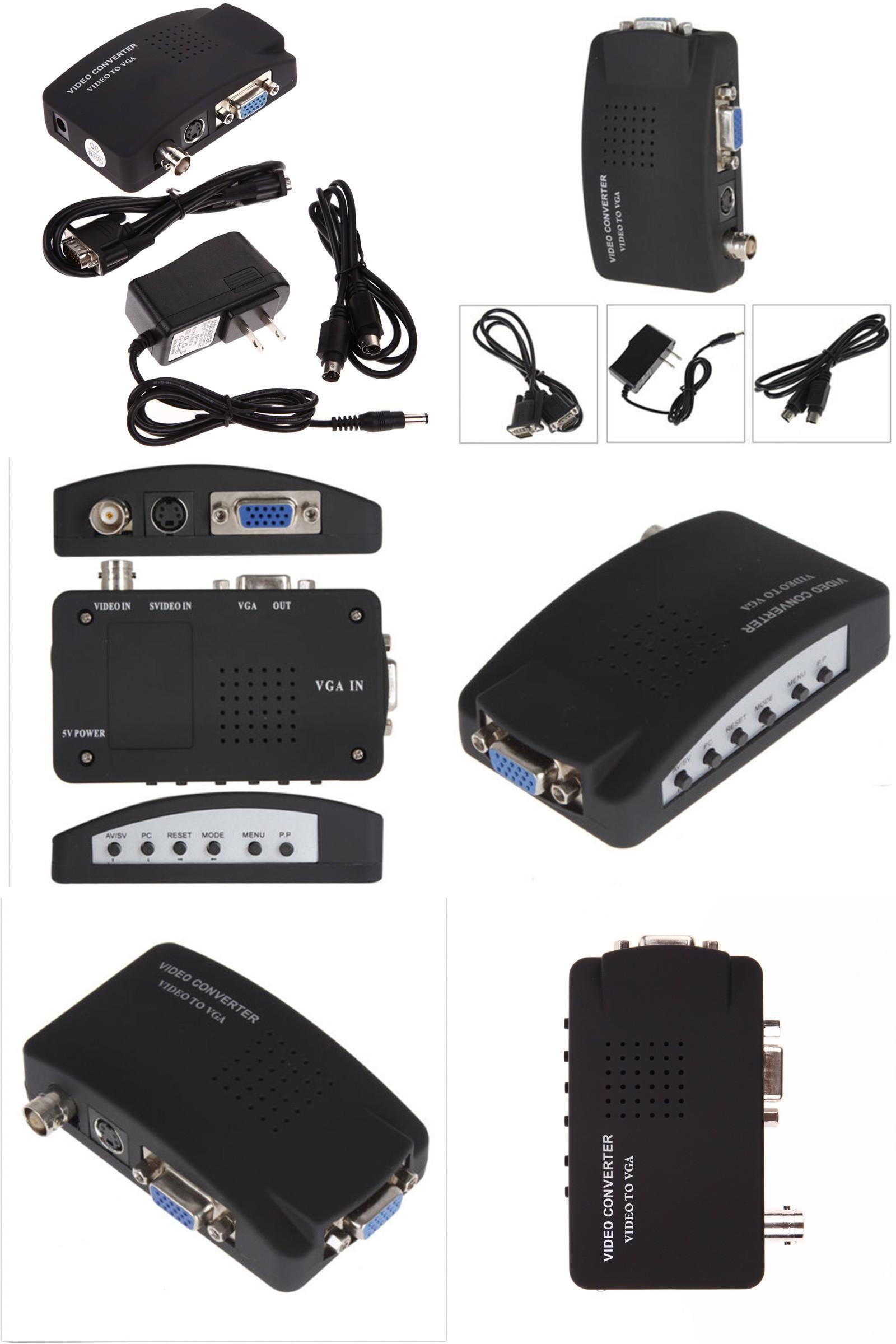 medium resolution of  visit to buy high resolutcin video s video bnc to vga converter adapter
