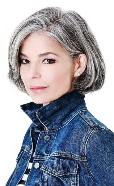 Sassy Silver - The Best Short Haircuts For Women Over 50 ...