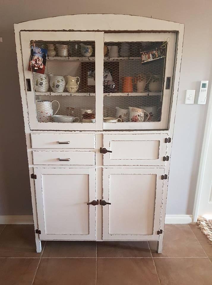 Ideas For Vintage Kitchen Cabinets | Vintage kitchen ...