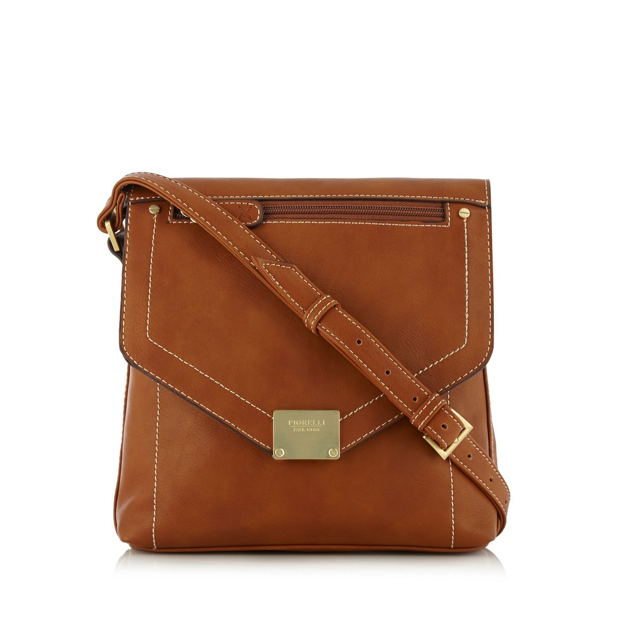 Fiorelli Tan cross body bag- at Debenhams.com
